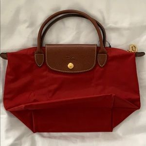Longchamp Le Pliage Top Handle Tote Small NEW